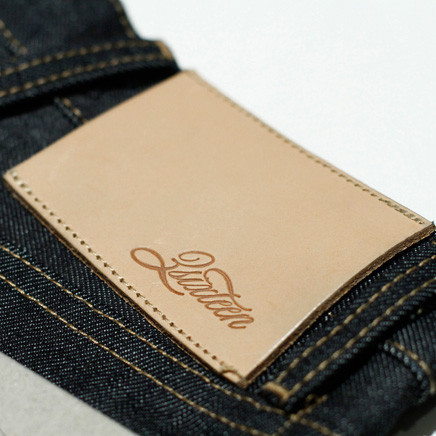 3sixteen leather patch