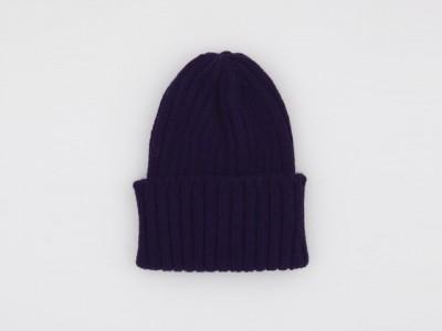 Highland 2000 | Ribbed wool hat