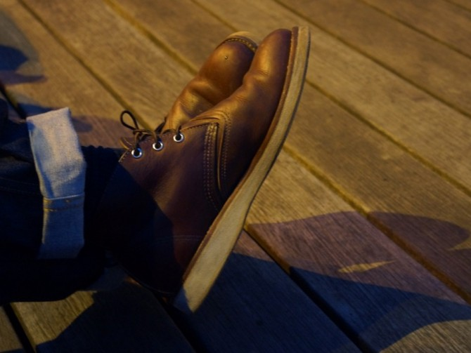 Red Wing | Work Chukka Boots
