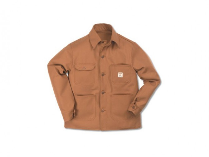 Pointer Brand | Brown Duck Canvas Chore Coat