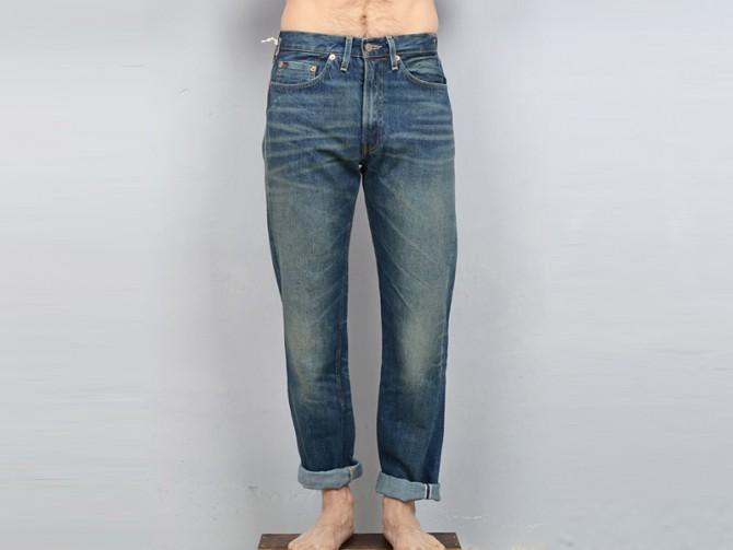 Levi's Vintage Clothing | 1954 501 Jeans Barrel wash