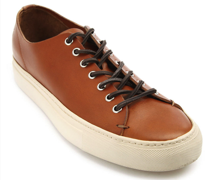 Buttero tanino sneakers camel