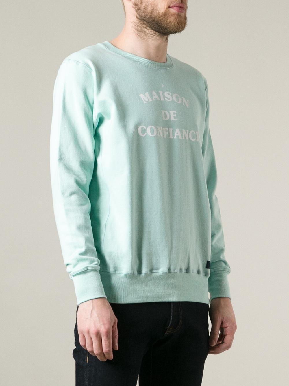 Bleu de Paname Sweatshirt 3