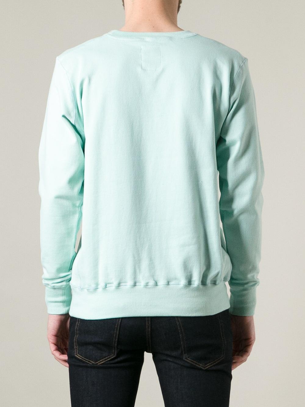 Bleu de Paname Sweatshirt 4