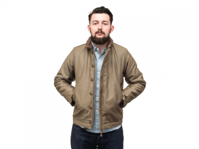Stevenson Overall Co. | Charger Jacket